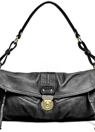 Кожанная сумка клатч hayden-harnett  сша