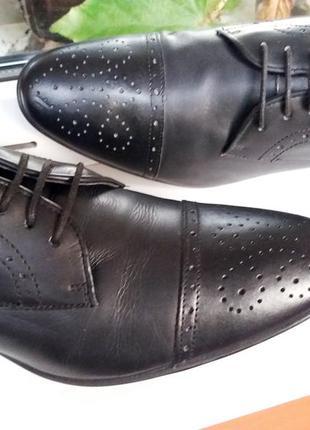 Стиль и качество! туфли topman! англия! 40 р.