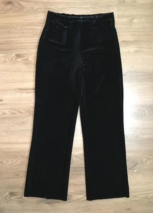 Бархатные,вилюровые брюки с утяжкой!!