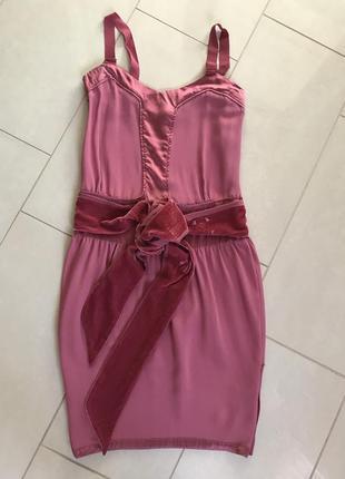 Платье шёлковое stella mccartney