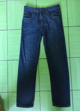 Классические прямые джинсы 158р straight, оригинал