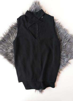 Блуза с v-вырезом от atmosphere