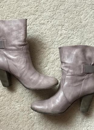 Кожаные ботинки ♥️ janet&janet ♥️италия.