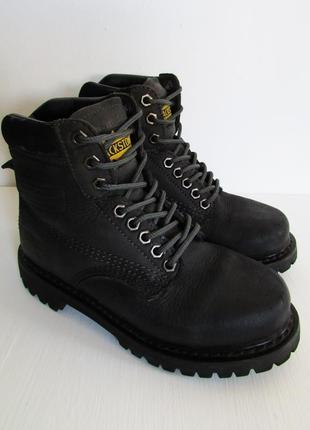 Качественные кожаные ботинки (бесплатная доставка)