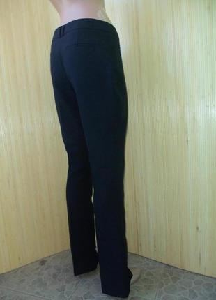 Чёрные классические брюки в деловом стиле atmosphere2 фото