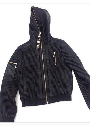 Бомбезная куртка philipp plein