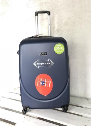 95185ddb1576 🔥супер цена! средний пластиковый чемодан киев валіза середня пластикова