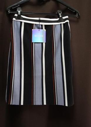 Крутая юбка гофре от asos