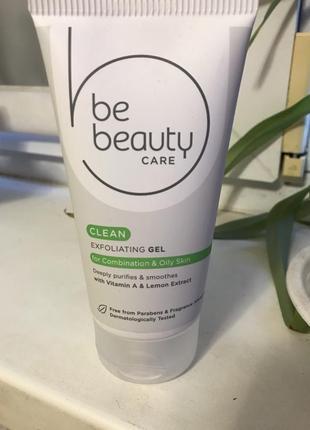 Гель для умывания be beauty для комбинированной кожи