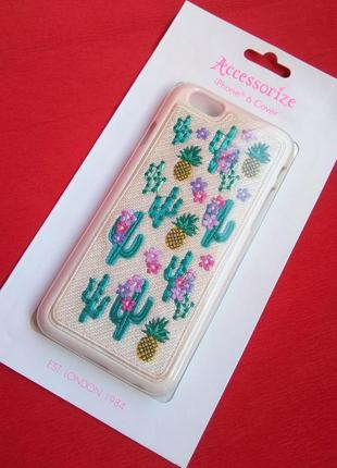 "Чехол для iphone 6 ""accessorize"""