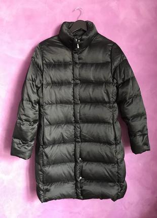 Пухове пальто moncler розмір 2 оригінал