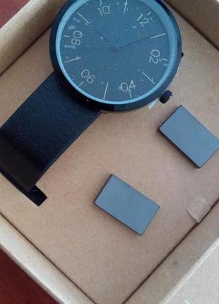 Набір годинник і запонки asos 26766