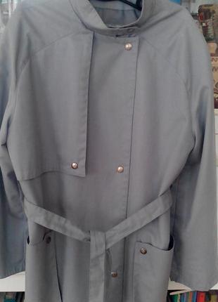 Куртка / ветровка, жакет из плащевки р. 56 denmark