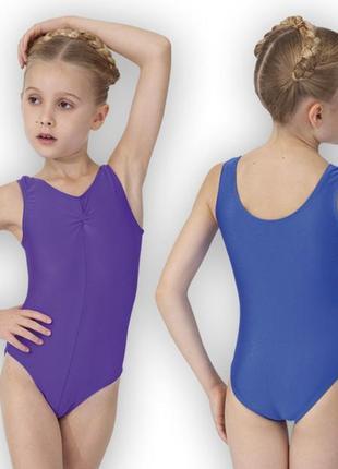 Класний дитячий фірмовий roch valley купальник для танців, 110-119см