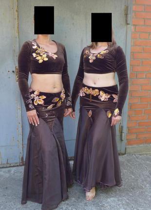 Очень красивые костюмы для восточных танцев