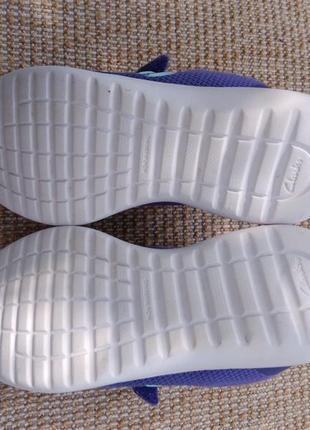 Кроссовки clarks,размер 28.5...5