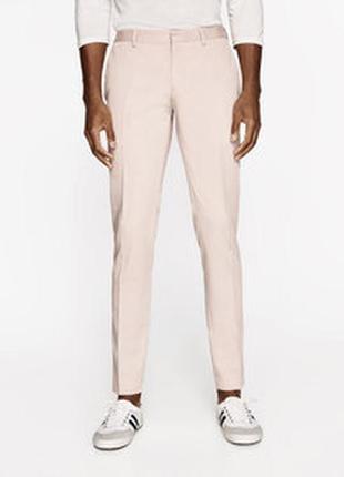Новые мужские брюки zara, испания, с официального сайта.