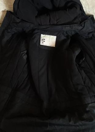 Демисезонная куртка фирмы marks&spencer p. 140 на 9-10лет3 фото