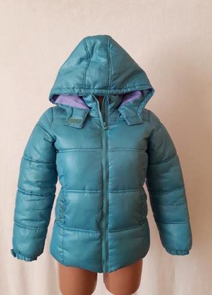 Фирменная куртка terranova p.152-158 на 12-13 лет
