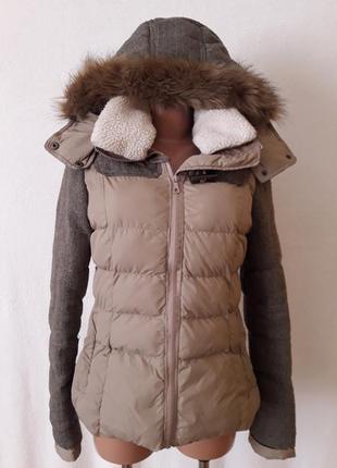 Стильная деми куртка фирмы fb sister размер s
