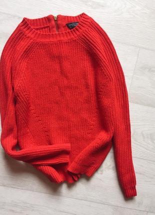 Тёплый свитер со змейкой dorothy perkins