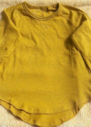Реглан, кофта, топ, футболка 110-116