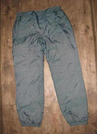 Лыжные  мужские штаны 54-56 размер австрия