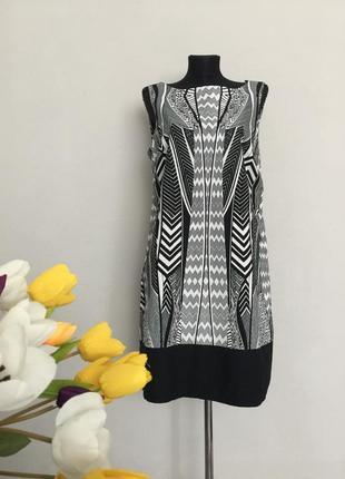 Очень стильное котоновое платье