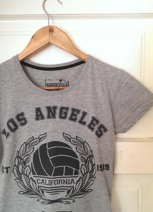 Котонова футболка від atm, на р. s/m