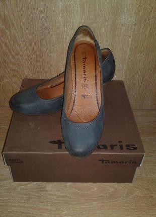 Очень удобные туфельки tamaris!