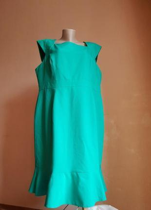Роскошное платье миди bhs британия