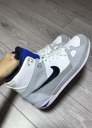 Баскетбольные кроссовки nike flight ac оригинал высокие размер 42