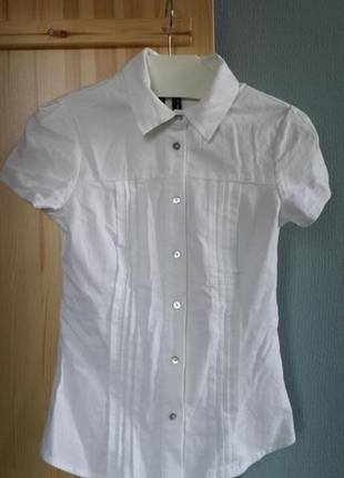 Офисная рубашка mango suit
