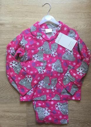 Пижама на девочку disney 1.5-2 года и 5-6 лет