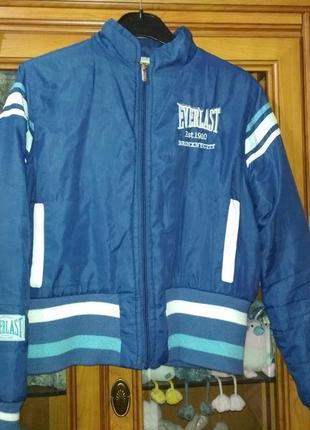 Куртка спортивная 14 размер