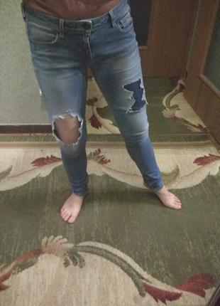 Джинси джинсы pepe jeans