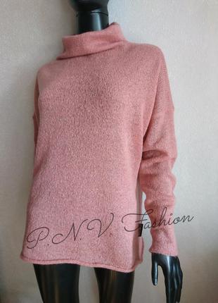 Шикарный свитер из итальянского мохера