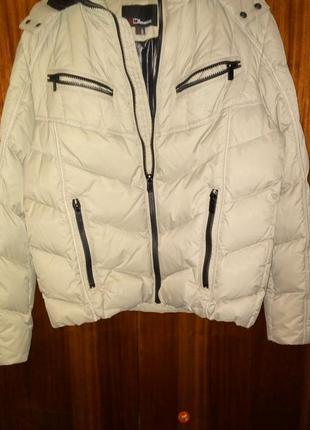 Качественная зимняя куртка city classic