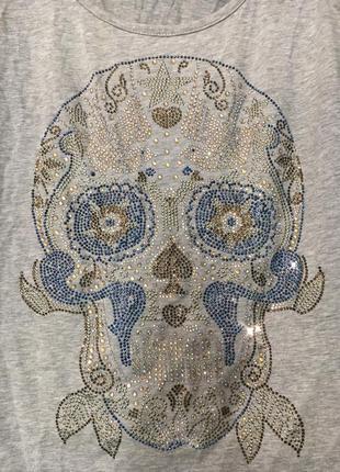 Майка череп