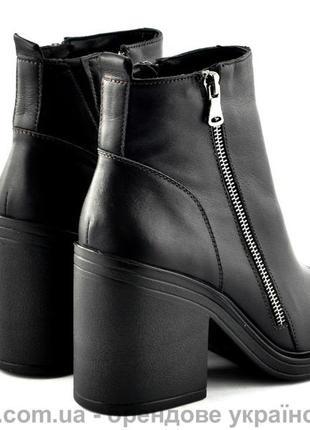 Хит продаж снова в наличии. шикарные осенние кожаные ботинки в коже и в замше4