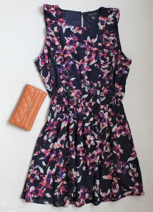 Красивое шифоновое платье от atmosphere, размер xxl
