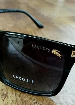 Очки lacoste мужские солнцезащитные
