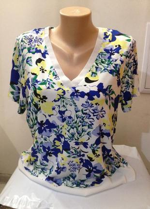 Блуза m&s uk 12