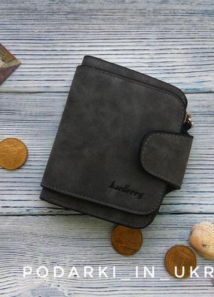 Baellerry forever mini женское портмоне чёрного цвета