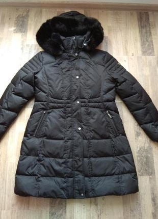 Зимнее  пальто vince camuto, размер l
