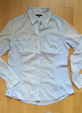 Красивая рубашка tommy hilfiger