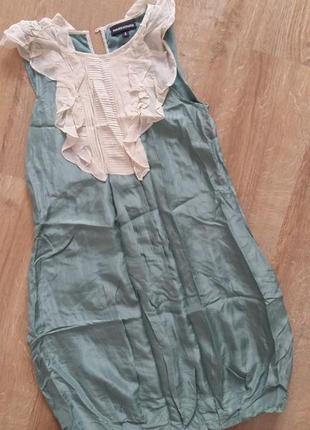 Натуральне шовкове плаття