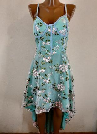 Шикарное платье для особого случая