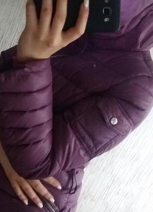 Зимняя куртка)пуховик)