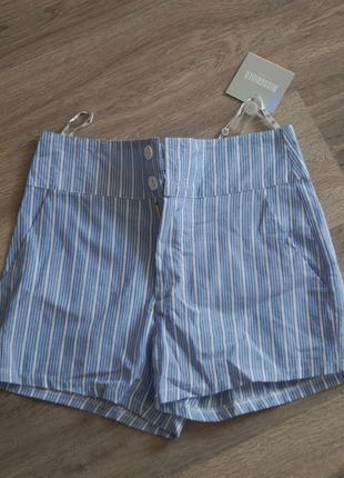 Стильные высокие шорты от asos missguided